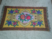 Carpete traditionale cusute manual