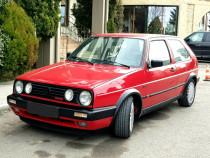 Volkswagen Golf 2 GTI editie G60