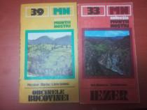 Munții noștri (Iezer și Ocnele Bucovinei), inclusiv hărți.