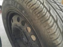 Roata cauciuc Fulda + janta Opel 195 60 15 88H