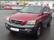 Kia Sorento 2,5 CRDI 4X4 An 2005 Full Option Inmatriculat