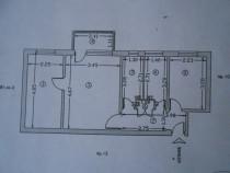 Apartament 3 cam. craiovita- banca transilvania