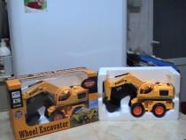 Excavator cu telecomanda / Jucarie