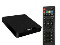 Mini PC TV Box W95, 4K, Quad-Core, 2GB RAM, 16GB, Android 7