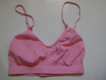 Bustieră roz