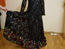Rochie creatie Liza Panait + poseta