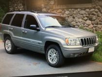 Dezmembrez jeep Grand cherokee 3.1 diesel
