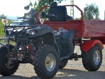 Atv XL Dumper 200cc Nou,Garantie Culoare:Rosu
