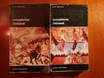 Renasterea italiana (V 1-2) de Fred Berence