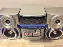 Sharp system audio 240 w