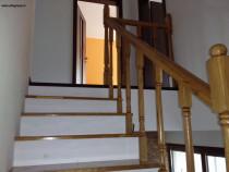 Realizam balustrade din lemn timisoara
