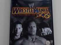 Joc CD DVD original Nintendo GameCube WrestleMania X8
