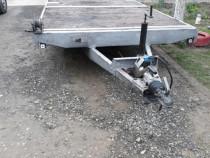 Inchiriez transport slep platformă