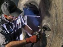 Reparatii profesionale de anvelope la cald/taiate/agro-indus