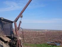 Macara atașabilă la tractor