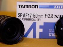 Obiectiv Tamron 17-50 2.8 cu motor autofocus, Nikon