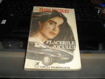 """""""Placerile Jocului"""" de Virgil Tricolici roman politist 1990"""