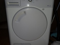 Uscator de rufe whirlpool azb6370,condensare,6 kg,6th sense