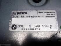 0281016180 / DDE 8506570 ecu bmw