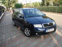 Skoda fabia 2005 euro 4