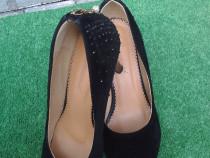 Pantofi eleganti damă, stare impecabila