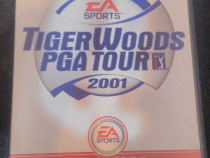 Tiger Woods PGA Tour 2001 - PC - Original - Complet !