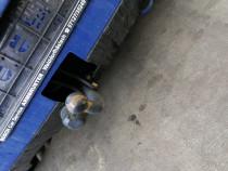 Carlig remorca VW Fox 2004-2010 cu cablaj modul priza Fox