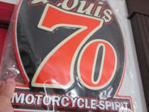 Reclama Metalica 3D Motorcycle-Spirit Louis70 Vintage Origin