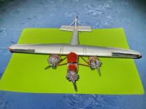 8447-COLUMBUS trimotor macheta Transconental air transport.