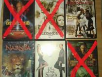 Dvd actiune comedie diverse titluri originale