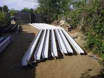 Ferme metalice si stâlpi 12m