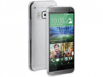 Husa Silicon HTC One M9 Clear Matte BeHello PRODUS NOU