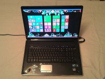Laptop hp, intel core i7-quad core, cu display de 18,4 inch