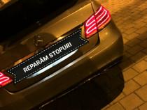 Repar stopuri led Mercedes E Class W212 stop spate