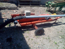 Pompa de apa cu mare presiune dupa tractor