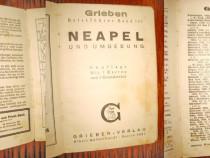 Neapel-Napoli si imprejurimile-Ghid calatorie 1931 Germania