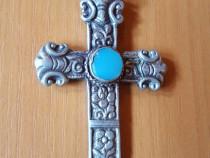King Arthur - Cruce Celtica Unicat cu Piatra Semipretioasa