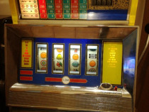 Slot Machine Bally model Super Jumbo