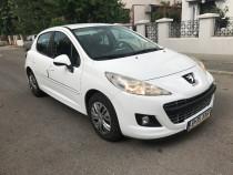 Peugeot 207 Model 2012 facelift, 1.4 hdi, 62.000 km reali!