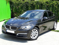 """BMW Seria 5 """"Luxury edition"""" Facelift, an 2015 in acte"""