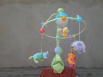 ELC 3*1 carusel muzical patut copii