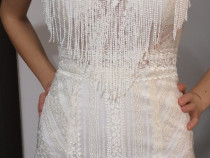 "Rochie mireasa ""La Novia"", model Antlia."