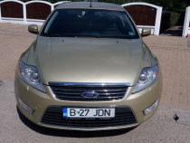 Ford Mondeo GHIA an 2008 2.0tdci 140cp 6+1 trepte inm ro