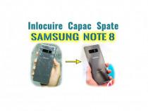 Inlocuire Capac Sticla Spate Samsung Galaxy Note 8 n950