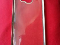Samsung Galaxy A7 - 2016 Husa Silicon Rose Gold