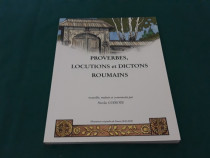 Proverbes, locution et dictons roumains/ nicolas gueritee/ 2
