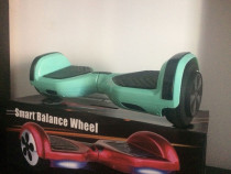 Hoverboard green 1000w nou bluetooth-telecomanda-ge