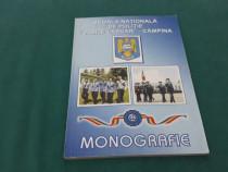 Școala națională de poliție ,,vasile lascăr'' câmpina *monog