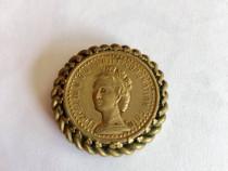 Medalie Anglia regalitate Regina Elisabeta
