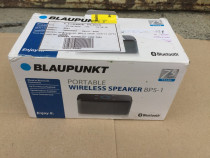 Boxa Portabila Blaupunkt BPS-1 cu Bluethooth,Wireless